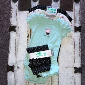 Carter's Matching Sets - NWT Child of Mine by Carter's Bundle 3-6 month